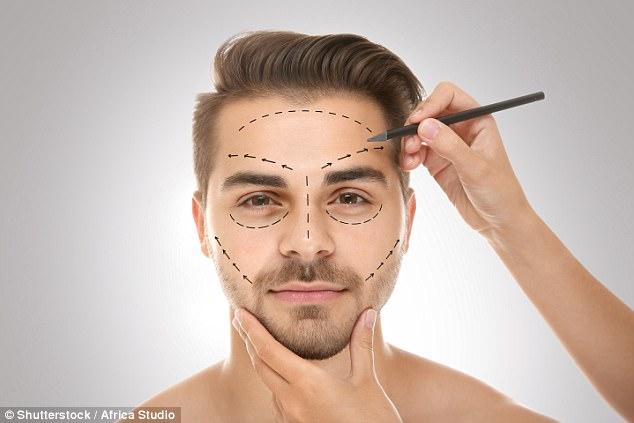 lifting du visage homme tunisie